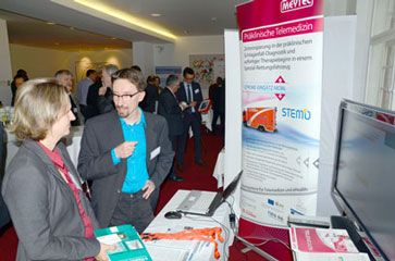 MEYTEC Medizinsysteme is a premium sponsor and exhibitor at the convention