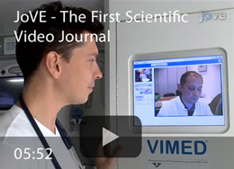 Презентация STEMO на научно-исследовательском онлайн-видеопортале