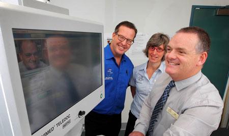 Australian Telemedicine Network chooses MEYTEC