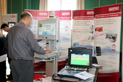 The 3rd Telemedicine Congress in Bad Kissingen (Bavaria)