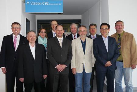Neuro-Netz Mitte in Hessen erfolgreich gestartet