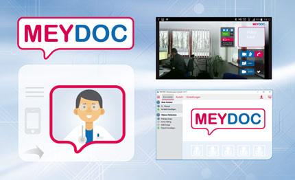 Kooperation MEYTEC-BRAVIS auf dem Gebiet der Videokommunikation
