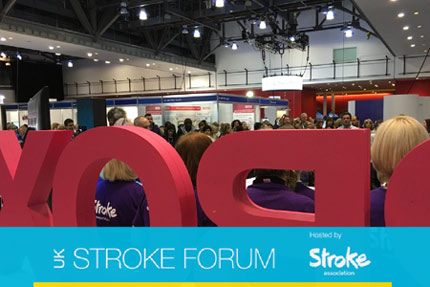 MEYTEC exhibits at the UK Stroke Forum in Liverpool