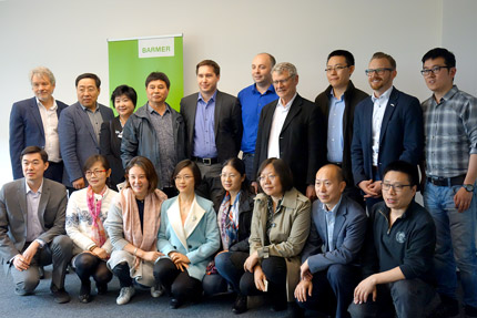 Delegation from China informs about MEYTEC