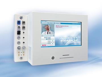 VIMED<sup>®</sup> CAR 3 – телемедицинский комплекс нового поколения для автомобилей неотложной мед. помощи