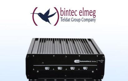 Vereinbarung mit dem Unternehmen bintec über Automotive-Router