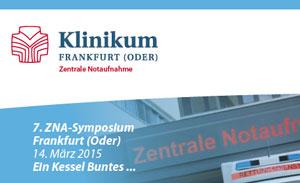 Brandenburg: ZNA-Symposium in Frankfurt (Oder) mit Teleambulanz